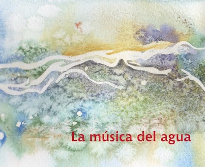Tapa baja La música del agua